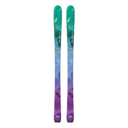 Nordica Women's Astral 78 All Mountain Skis '18 - FLAT