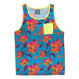 Hurley Men's Flora Knit Tank Top