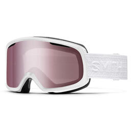 Smith Women's Riot Snow Goggles With Ignitor Mirror Lens