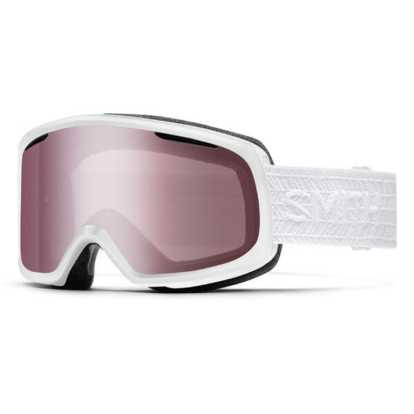 Smith Women's Riot Snow Goggles With Ignito