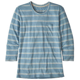 Patagonia Women's Mainstay Three-Quarter Long Sleeve Top