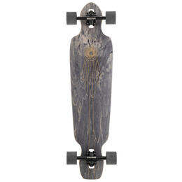 Landyachtz Battle Axe Black Space Rock Longboard