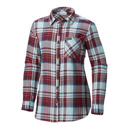 Columbia Women's Simply Put II Longsleeve Flannel Top