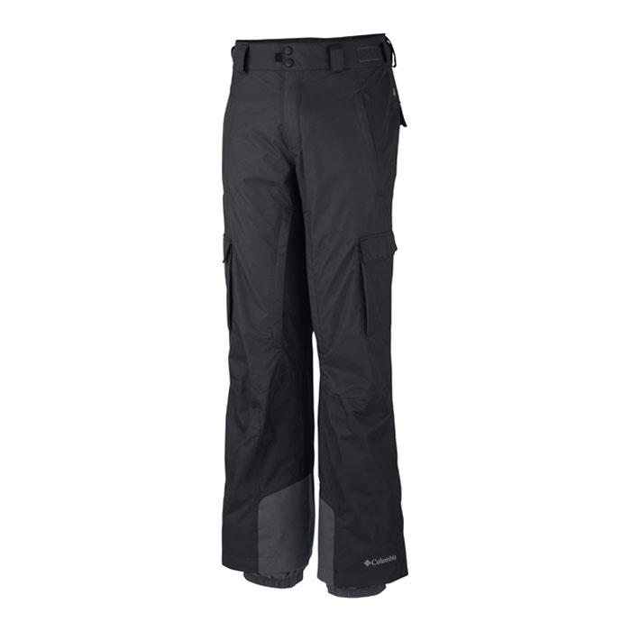 Columbia Men's Ridge II Run Pants Tall Black