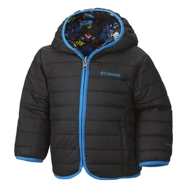 Columbia Sportswear Toddler Bo Double Trouble Fleece Jacket