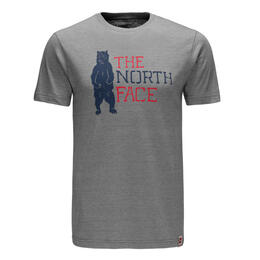The North Face Men's American Tri Short Sleeve Slim T-shirt
