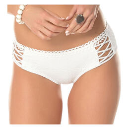 Becca Women's Prairie Rose Hipster Swim Bottoms