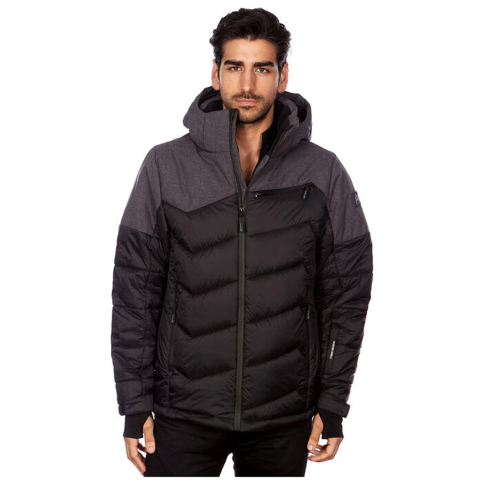 Avalanche Men's Quilted Ski Jacket