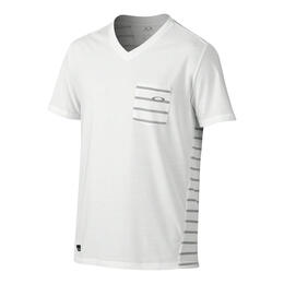 Oakley Men's Exposure V-Neck Training T-Shirt