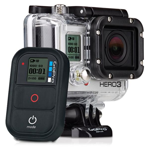 GoPro HD Hero3: Black Edition Camera