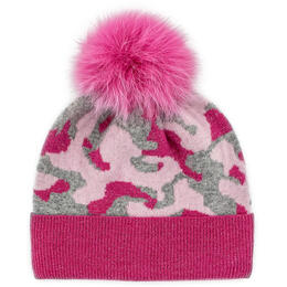 Mitchie's Matchings Women's Camouflage Hat