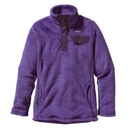 Patagonia Girl's Re-tool Snap-t Fleece Pullover
