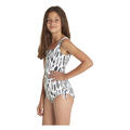 Billabong Girl's Fly Away One Piece Swimsuit Side View