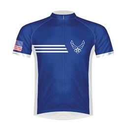 Primal Wear Men's U.s. Air Force Vintage Cycling Jersey