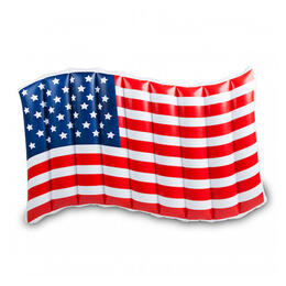 Big Mouth Giant American Flag Pool Float