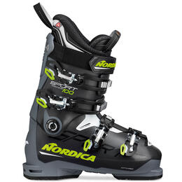 Nordica Men's Sportmachine 100 Ski Boots '20