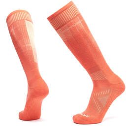 Le Bent Pixel Light Snow Socks