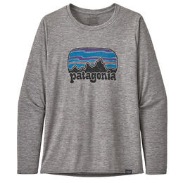 Patagonia Women's Capilene® Cool Daily Graphic Long Sleeve Shirt