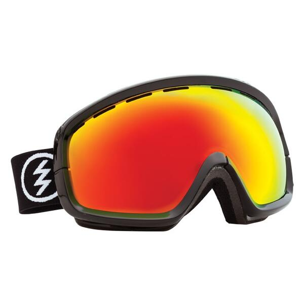 Electric EGB2s Snow Goggles with Bronze/Red Chrome Lens