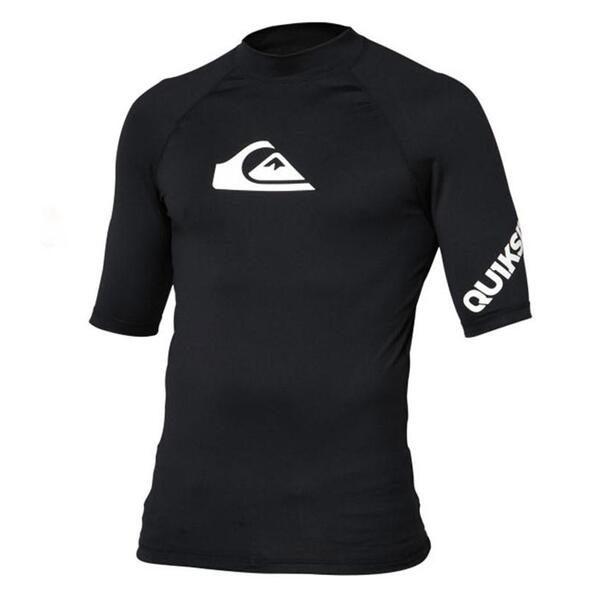 Quiksilver Men's All Time Ss Rashguard