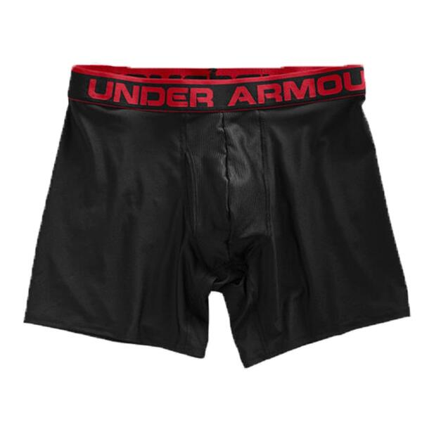 "Under Armour Men's The Original 6"" Boxerjock Briefs"