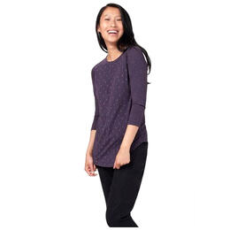 tentree Women's Small Tree 3.25 Long Sleeve Shirt