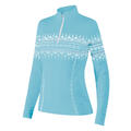 Newland Women's Lusia Long Sleeve T Neck Sw