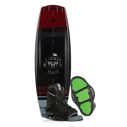 Liquid Force Classic Wakeboard with Transit Bindings '19