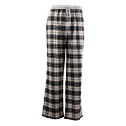 True Grit Men's Whiskey Check Flannel Pants