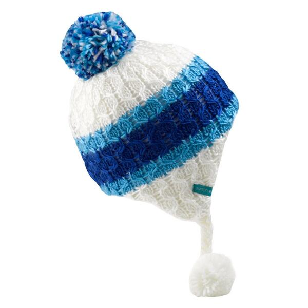 Burton Girl's Listen Up Earflap Beanie