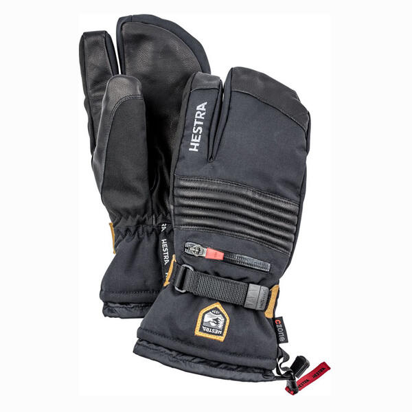 Hestra Men's All Mountain Czone 3-finger Sk