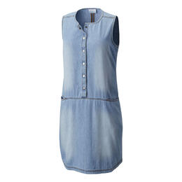 Columbia Women's Pilot Peak Chambray Casual Dress