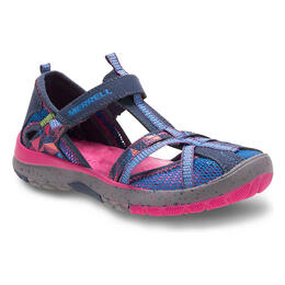 Merrell Toddler Girl's Hydro Monarch Casual Sandals