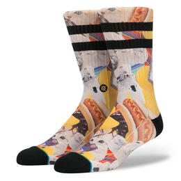 Stance Men's Spacecats Socks