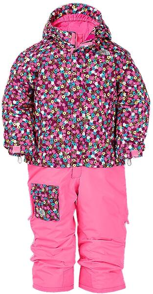 The North Face Toddler Girl's Jump Up Insulated Suit