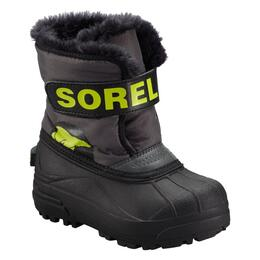 Sorel Kid's Snow Commander Apres Boots
