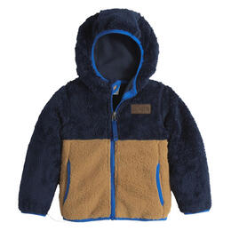 The North Face Toddler Boy's Sherparazo Fleece Hoodie