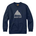 Burton Men's Bonded Crew Sweater Eclipse
