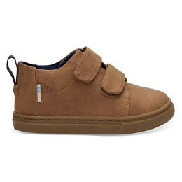 Toms Toddler Boy's Lenny Mid Casual Shoes Twig