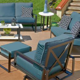 Libby Langdon North Haven Loveseat 4-Piece Deep Seating Set