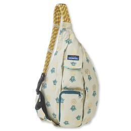 Kavu Women's Pineapple Express Rope Bag