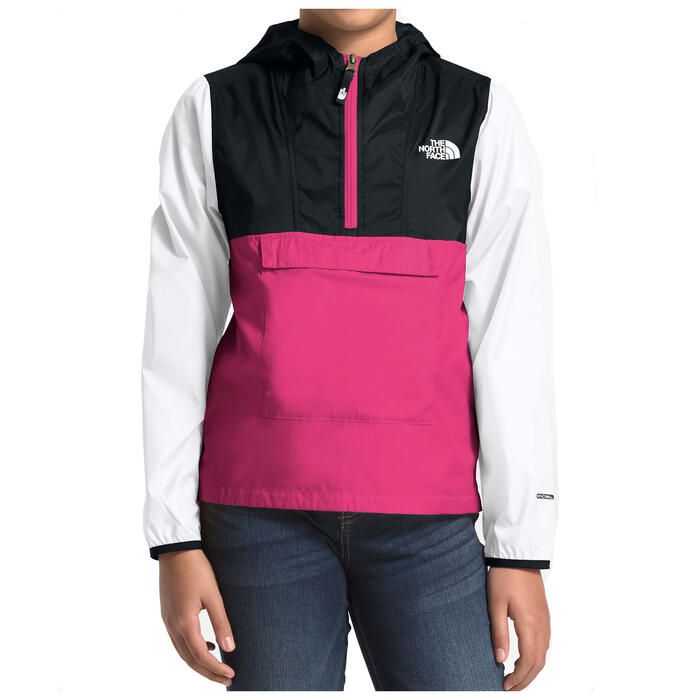 The North Face Girl's Fanorak Rain Jacket