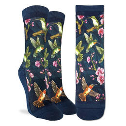 Good Luck Socks Women's Hummingbird Socks