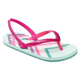 Reef Little Stargazer Prints Sandals