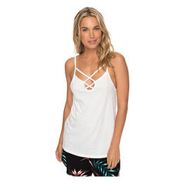 Roxy Women's Romantic Way Strappy Tank Top