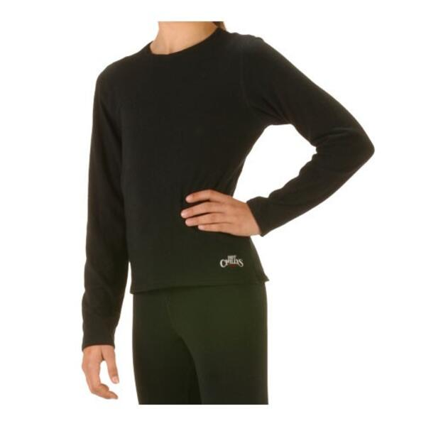 Hot Chillys Youth MTF Micro-elite Original II Crewneck
