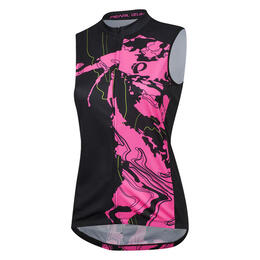 Pearl Izumi Women's Select Escape Sleeveless Graphic Cycling Jersey