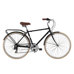 Del Sol Men's Ora 7 Speed Town Bike