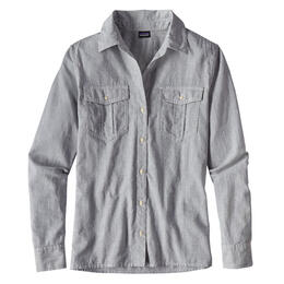Patagonia Women's Lightweight A/C Buttondown Long Sleeve Shirt