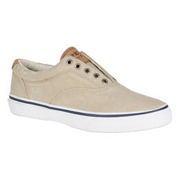 Sperry Men's Striper CVO Salt Washed Twill Casual Shoes